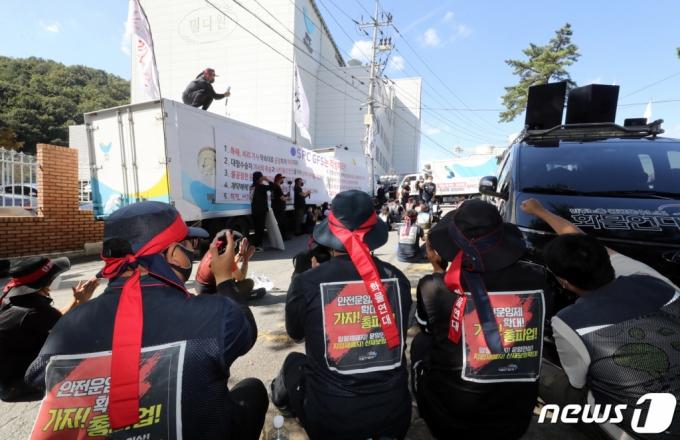 '노조 파업'에 몸살 앓는 유통家…10월 총파업 어쩌나