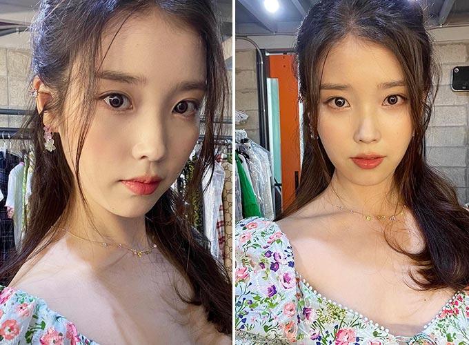 가수 겸 배우 아이유/사진=아이유 인스타그램