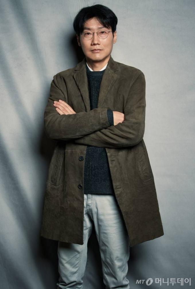'오징어게임' 황동혁 감독