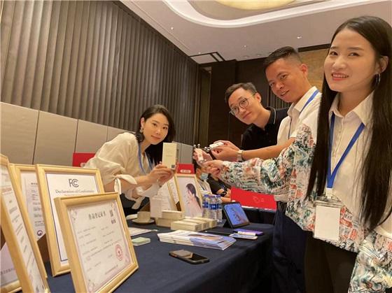 새롬바이오텍, '중국 수출 상담회'서 30여건의 유통 MOU