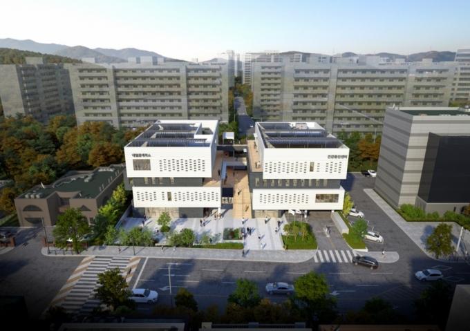 고양시 '내일꿈 제작소' 11월 착공..전 세대 공존하는 복합건물