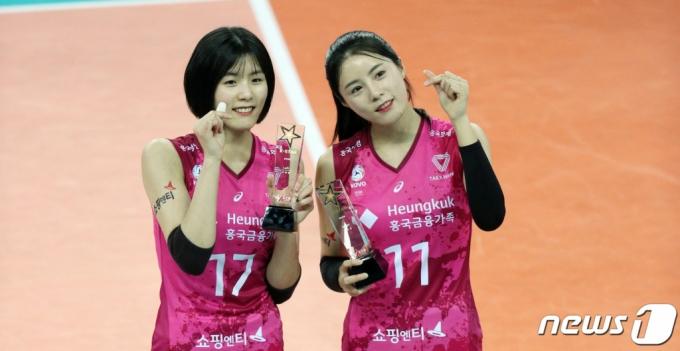 '학폭논란' 쌍둥이자매 그리스행 임박…FIVB 직권승인