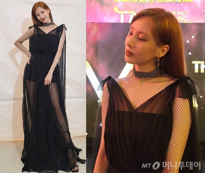 가수 겸 배우 서현 /사진=나무엑터스 인스타그램