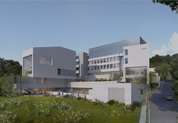 CJ대한통운은 경기도 용인시 수지구에 '카카오캠퍼스'(가칭)을 건설한다. /사진=CJ대한통운