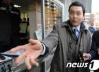경찰 소환된 박희태 국회의장 비서