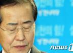 '사퇴거부' 홍준표, 혁명적 총선 준비
