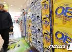 오비맥주, 7.48% 기습 가격인상