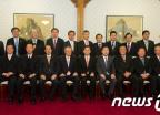 김황식 총리, 중소기업 업종대표 만나 한미FTA 홍보