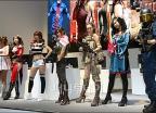 지스타 2012 '한자리 모인 게임 캐릭터들!'