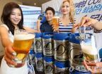 국내 맥주 최초 5리터 점보캔 출시