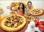 미스터피자, '에그타 피자' 출시