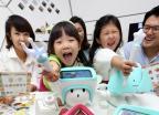SK텔레콤, 어린이를 위한 스마트 교육 로봇 '아띠' 출시