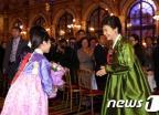 朴대통령, 프랑스 '문화 외교' 시작