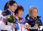 [소치2014]심석희 쇼트트랙 女 1500m 은메달