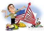 """美 경제회복? 중산층은 남의일 """"빈부격차 늘었다"""""""