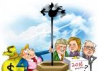 '보수 vs 진보'…美 억만장자의 정치성향은?