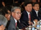 '브렉시트' 심각한 표정의 증권사 수장들