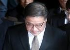 검찰 출석하는 안종범 청와대 전 수석