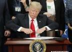 트럼프 연이은 행정명령 서명… '행정명령' 뭘까?