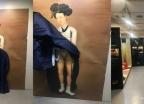 치마 들추는게 예술 체험?…신윤복 '미인도' 수난