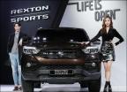 쌍용자동차, 오픈형 '렉스턴 스포츠' 출시!