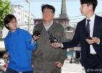대질 심문 출석하는 김경수 전 보좌관