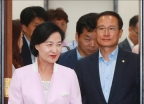추미애 '검·경수사권'-홍영표 '협치제도화'
