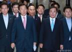 자유한국당 첫 비대위원회의