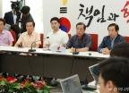 첫 민생방문 다녀온 한국당 비대위