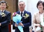 김선수 이동원 노정희 신임 대법관 취임식