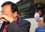 이산가족 작별상봉 '멈추지 않는 눈물'