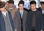 '드루킹' 첫 공판 출석한 김경수 경남지사