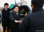민주평화당, 국회 본청 앞 천막당사 설치 강행