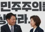 김관영 찾은 나경원