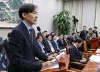 국회 운영위 출석한 조국 민정수석