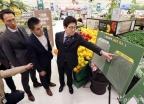 자원순환 캠페인 관련 현장 찾은 조명래 장관