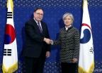 주한미군 방위비 분담금 협정 가서명