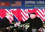 260일 만에 다시 만난 김정은-트럼프