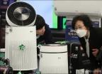 미세먼지 공습, '공기청정기 판매 급증'