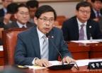 김학의 재수사 관련 답변하는 박상기 장관