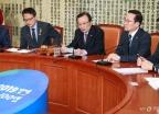 민주당 최고위원회의