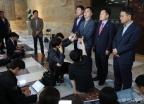 민주당 사개-정개특위 기자회견