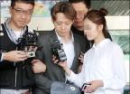 '7차례 마약투약 혐의' 박유천, 검찰 송치