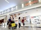 오픈 앞둔 인천공항 입국장 면세점