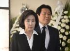 [사진] 나경원 원내대표, 고(故) 정두언 전 의원 빈소 조문