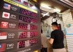 일본 화이트리스트 배제로 환율 급등
