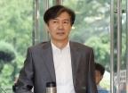 조국 법무장관 후보 '마음만은 여유롭게'