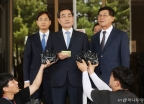 '파기환송' 박근혜·이재용 상고심 선고...입장 밝히는 변호인들