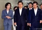 조국 청문회 하루 앞둔 자유한국당
