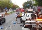 군산서 만취운전 20대 교통사고…동승자 사망